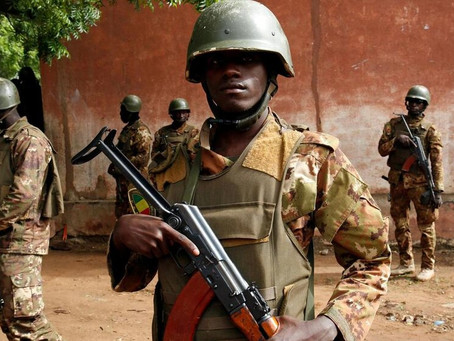 Coup Attempt Reported in Mali