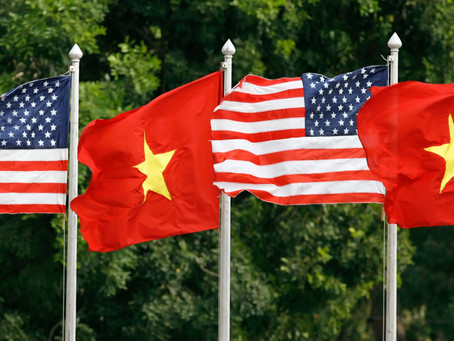 US; Vietnam Strike Deal to Improve Identification of Vietnam War Remains