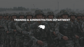 Training and Administration Department of the CMC
