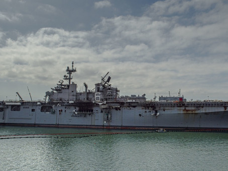 USS Bonhomme Richard Update