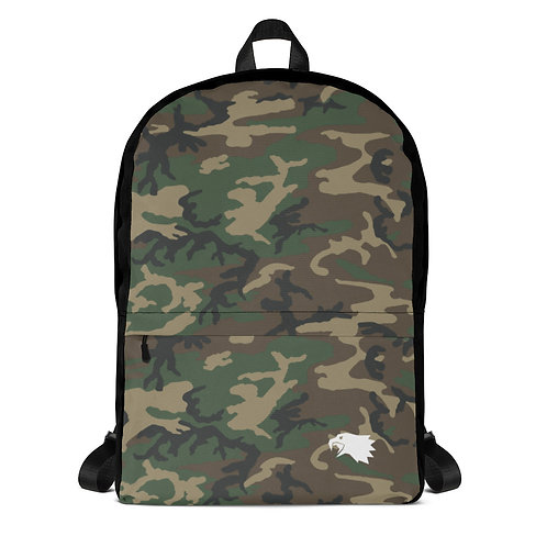 M81 Camouflage Backpack