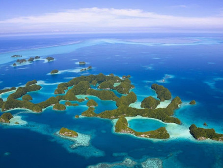 Palau Seeks US Military Presence; Targets Chinese Belligerence