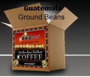 1 Case Organic Guatemala-Ground