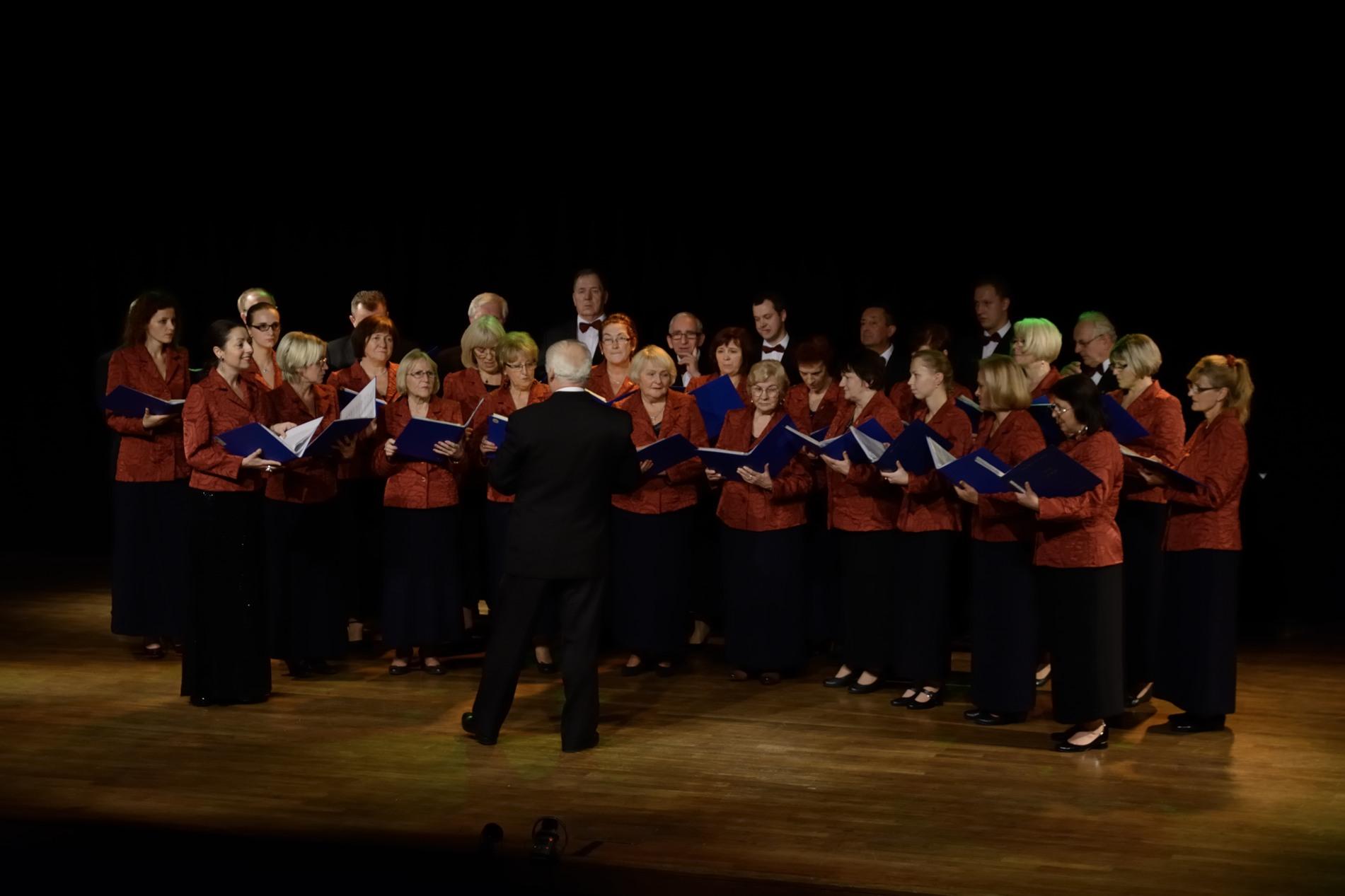 Paris chorale 2013
