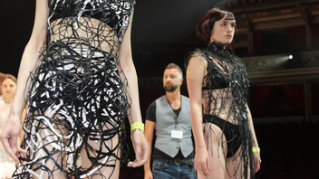 CHOREOGRAPHY & CREATIVE DIRECTION FOR THE ALTERNATIVE HAIR SHOW 2016 IN BARCELONA