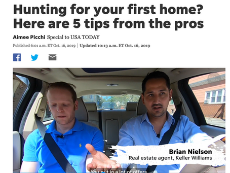 USA TODAY Interview 5 Home buying Tips From The Pros