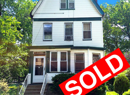 From Listing to Contract in 28 days!