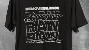 Lançamento - Novas camisetas RAW