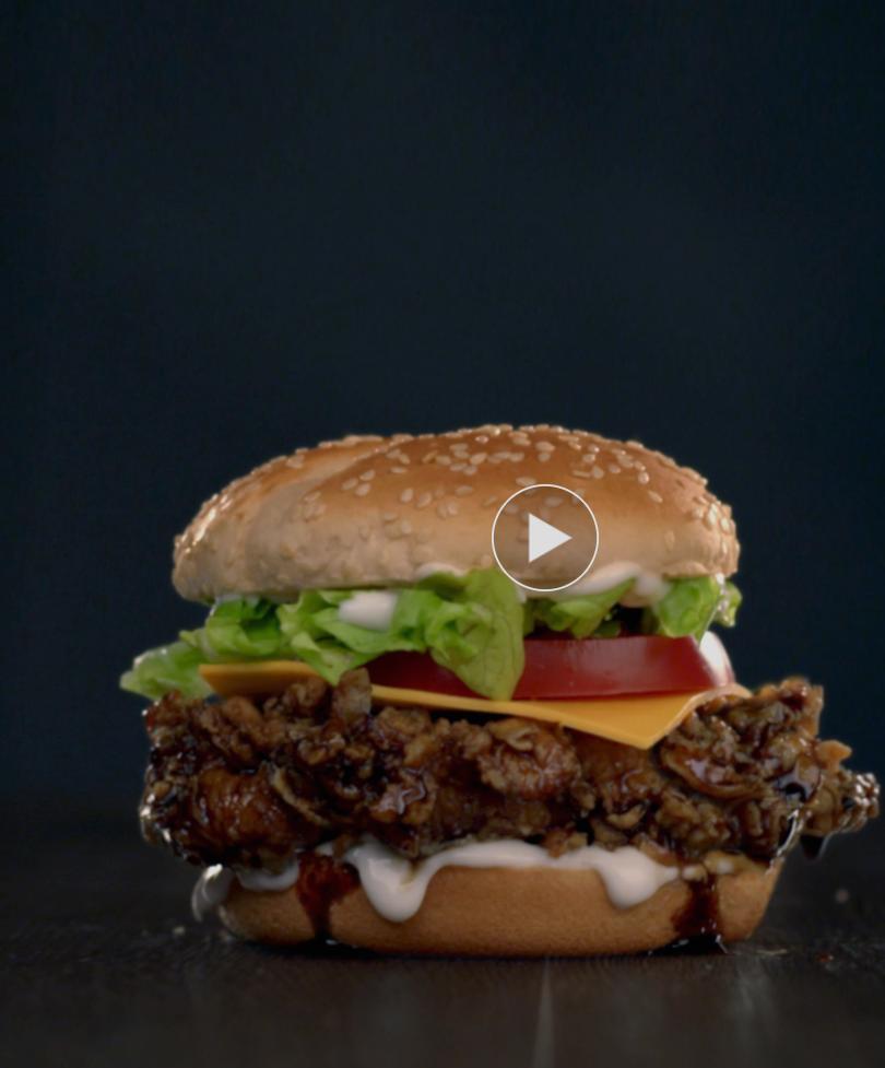 KFC Dunk Burger - WeTransfer