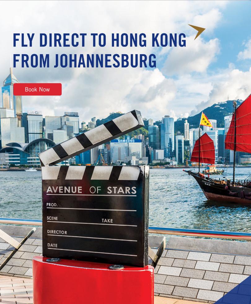 SAA WeTransfer Hong Kong