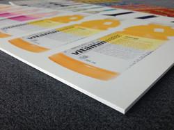 Printing on PVC Plastic Sintra Board