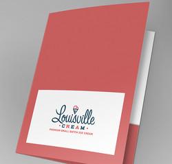 Full color Pocket Folder printing