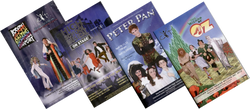 Playbill theatre program samples