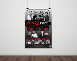 Concert Poster Printing Large Format