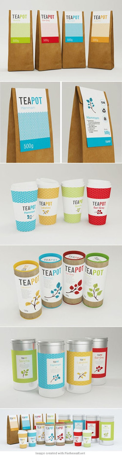 Ice cream container stickers