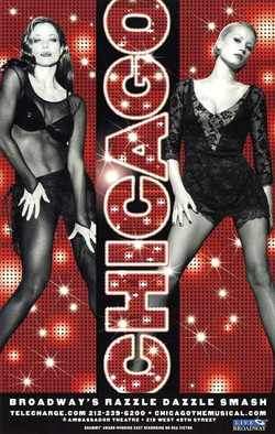 Chicago Theater poster print