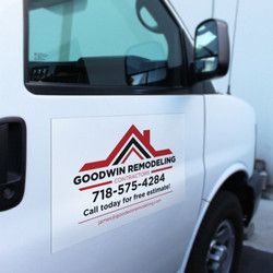Buy magnetic truck signs