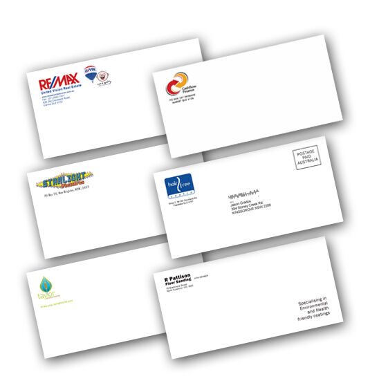 Non-profit envelope color printing