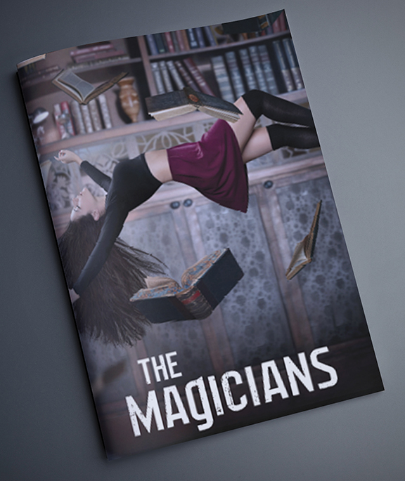 Magicians_comic_book