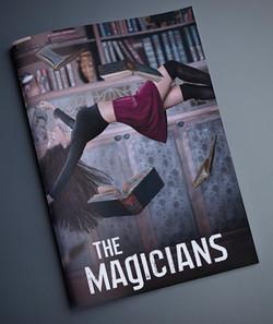 Magicians_comic_book