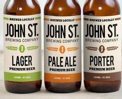 Short run bottling label and sticker