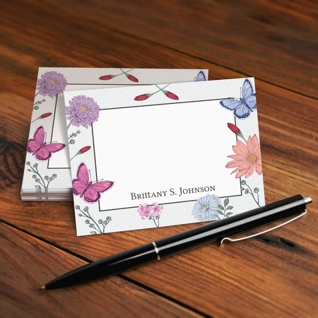 Custom note card prints of any size