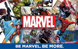 Poster on Glossy Paper MARVEL comics