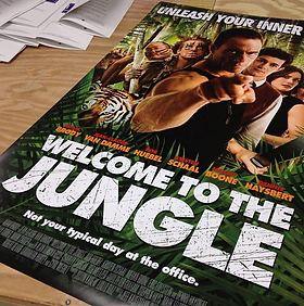 Poster printing at any large size