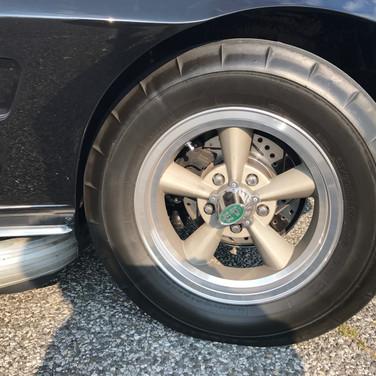 Vintage Super ET wheels
