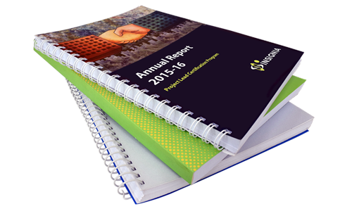 Best Fast Presentation Book Printing with binding in New