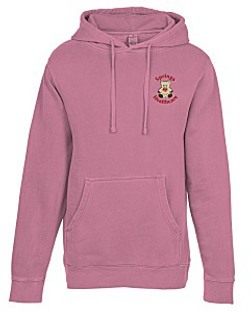 Embroidered hoodie3