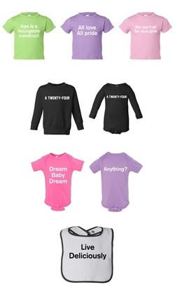 Printed baby Onesie ideas fun gift