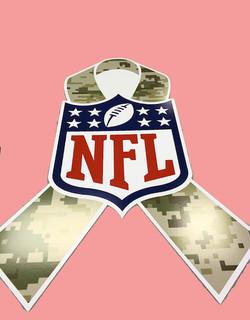 """NFL Die-cut 1/4"""" Foamboard Poster"""