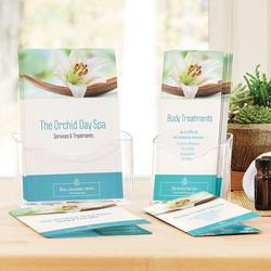 Brochure pamphlet printing NYC