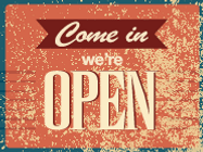 Come_in_we_are_open.png Covid19 posters retail signage Coronovirus posters floor graphics