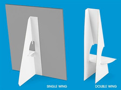 Buy Single or double wing easels