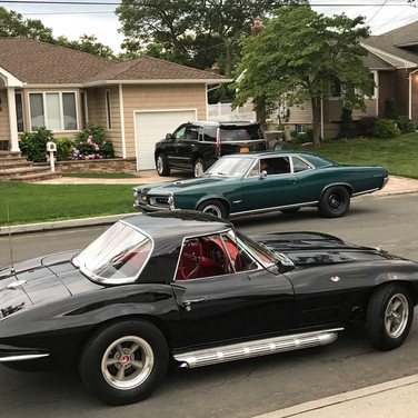 Vette GTO