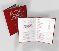 Durable menu with lamination