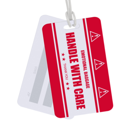 custom luggage tags for cruises