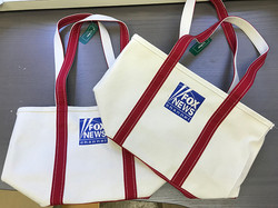 Embroidery on bags from our catalog