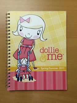 Custom children's book binding