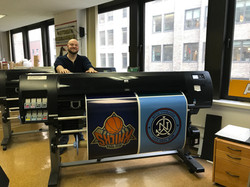 Large format poster printing service