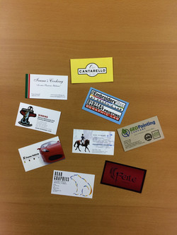 Rush service business cards in NYC