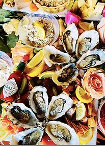 Seafood Grazing Board