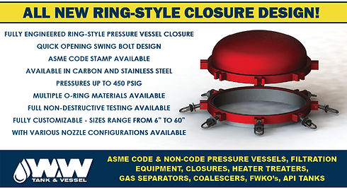 Ring Style Closure postcard front - no l