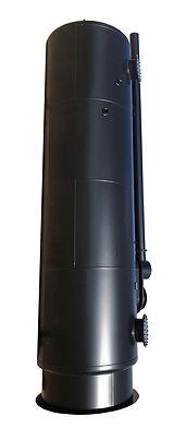 black heater treater
