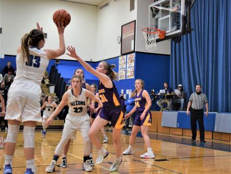 Lady Falcons Basketball Season 2020-21