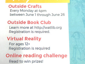 Young Adult Summer Program