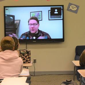 The Virtual South Dakota High School Press Convention Begins!
