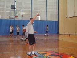 Klynyk Coach Jordan Baker
